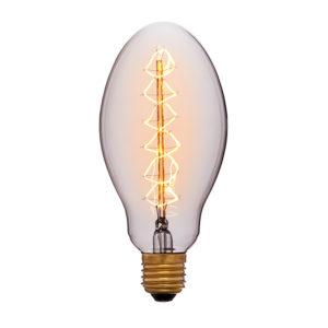Дизайнерская-винтажная-лампа-E75F5-прозрачная-код-053-433