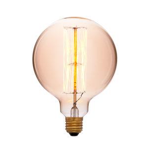 Дизайнерская-винтажная-лампа-G125F2L-золотая-код-052-023
