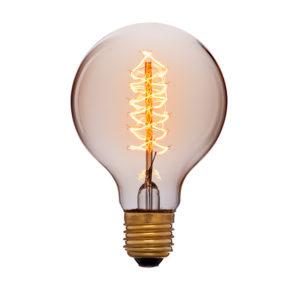 Дизайнерская-винтажная-лампа-G80F5-золотая-код-051-989