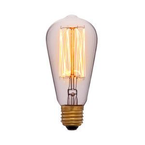 Дизайнерская-винтажная-лампа-ST58F2-прозрачная-код-053-228