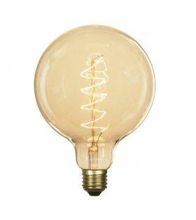 Лампа эдисона G125 60вт е27 125x170 код GF-E-760 Lussole